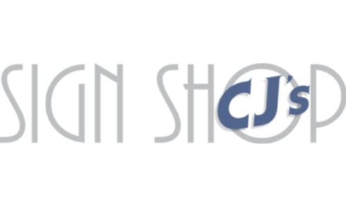 CJs sign shop rotator